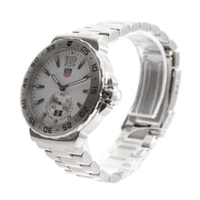 Load image into Gallery viewer, Tag Heuer F1 WAU1113 Steel & Grey 42mm Mens Watch