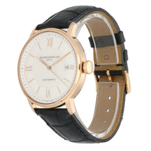 Load image into Gallery viewer, Baume Et Mercier Classima Gold & Cream 39mm Mens Watch