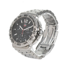 Load image into Gallery viewer, Tag Heuer Formula 1 CAU1112 Black & Steel 42mm Mens Watch