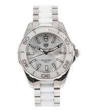 Load image into Gallery viewer, Tag Heuer Aquaracer WAY131B - 36mm Stainless Steel Ladies Watch