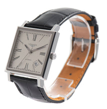 Load image into Gallery viewer, Longines Heritage L2.792.4 Steel & Grey 33mm Mens Watch