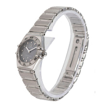Load image into Gallery viewer, Omega Constellation Steel 22.5mm Quartz Ladies Watch