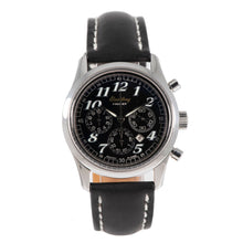 Load image into Gallery viewer, Breitling Navitimer Premier A42035 Black Automatic 36mm Mens Watch