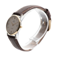 Load image into Gallery viewer, Omega De Ville Bi-Colour and Grey 20mm Ladies Watch