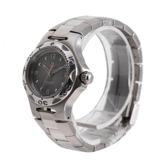 Tag Heuer Kirium WL1313-0 - 29mm Stainless Steel Ladies watch