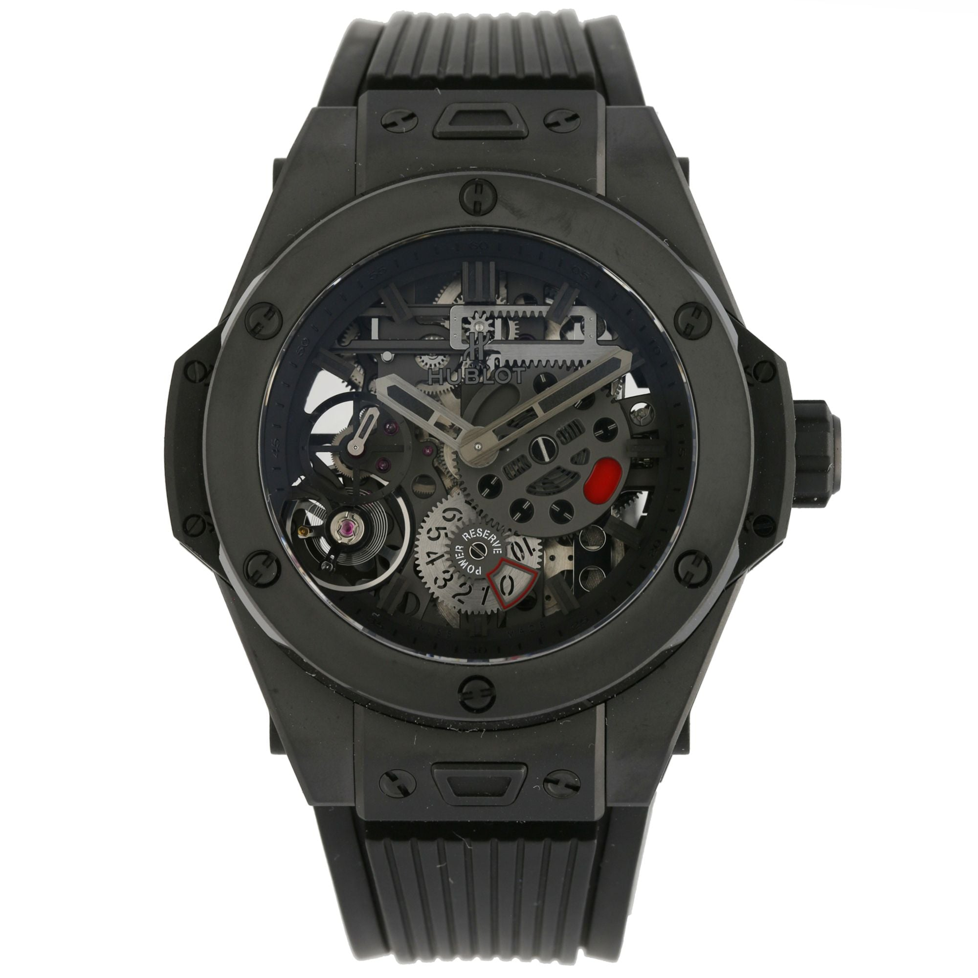 Hublot Big Bang 414.C1.1110.RX Ceramic & Skeleton 45mm Mens Watch