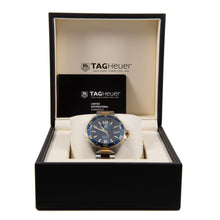 Load image into Gallery viewer, Tag Heuer Formula 1 WAZ1120 Gold & Steel 41mm Mens Watch