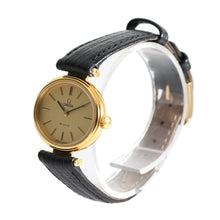 Load image into Gallery viewer, Omega De Ville Gold Plated & Champagne 28mm Ladies Watch