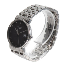 Load image into Gallery viewer, Longines Presence L4.720.4 Black Dial 33mm Mens Watch