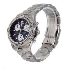 Load image into Gallery viewer, Breitling Colt A53350 Chronograph Steel & Black 37.5mm Mens Watch