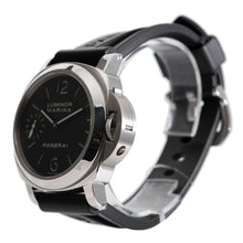 Load image into Gallery viewer, Panerai Luminor OP6727 Black 44mm Mens Watch