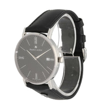 Load image into Gallery viewer, Maurice Lacroix Eliros EL1087 Stainless Steel & Black Quartz 38mm Mens Watch