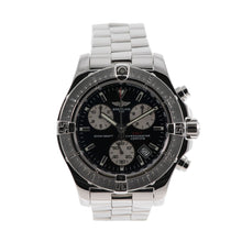 Load image into Gallery viewer, Breitling Colt A73380 Steel & Black Quartz 41mm Mens Watch