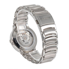 Load image into Gallery viewer, Rado Centrix Open Heart 734.0179.3 Steel & Skeleton Dial 38mm Mens Watch