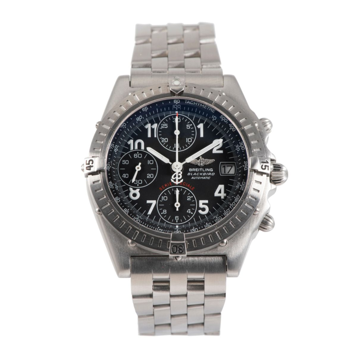 Breitling Blackbird A13350 40mm Mens Watch