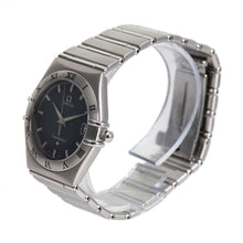 Load image into Gallery viewer, Omega Constellation Stainless Steel & Blue 33.5mm Mens Watch