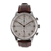 Load image into Gallery viewer, IWC Portuguese - 41mm Stainless Steel Mens Watch