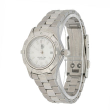 Load image into Gallery viewer, Tag Heuer Aquaracer WAF1414 Stainless Steel & Mother of Pearl 27mm Quartz Ladies Watch