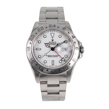 Load image into Gallery viewer, Rolex Explorer II 16570 Steel & White Mens 40mm
