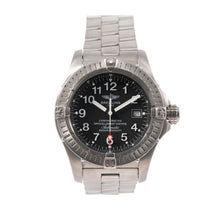 Load image into Gallery viewer, Breitling Avenger E17370 Titanium & Black 44mm Mens Watch