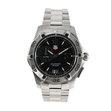 Load image into Gallery viewer, Tag Heuer Aquaracer WAF111Z Black Dial 40mm Mens Watch