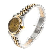 Load image into Gallery viewer, Rolex Datejust 78273 Bi-Colour & Champagne 30mm Unisex Watch