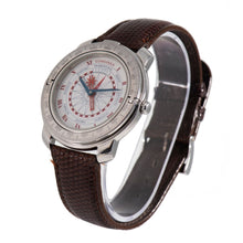 Load image into Gallery viewer, Longines Christobal Compass 5253 Steel & White 39mm Mens Watch