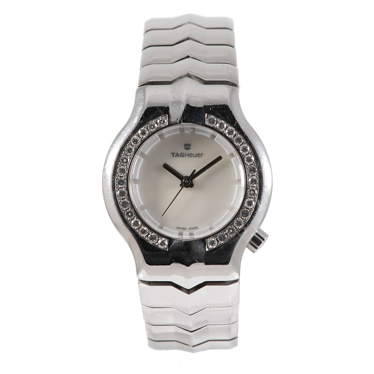 Tag Heuer Alter Ego WP1317 Steel & Mother of Pearl 29mmLadies Watch