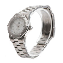 Load image into Gallery viewer, Tag Heuer Aquaracer WAF1414 Steel & Mother Of Pearl 27mm Ladies watch