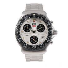 Load image into Gallery viewer, Tag Heuer F1 CA1212-RO Steel & Cream 36mm Mens Watch