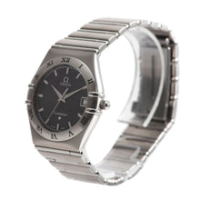 Load image into Gallery viewer, Omega Constellation Steel & Grey 33.5mm Mens Watch