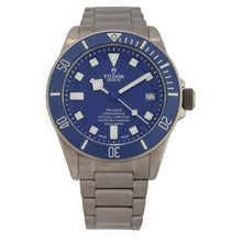 Load image into Gallery viewer, Tudor Pelagos 25600 42mm Titanium and Stainless Steel Mens Watch