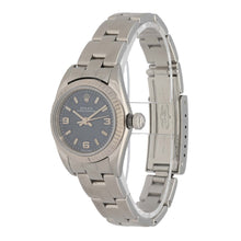 Load image into Gallery viewer, Rolex Oyster Perpetual 76094 24mm Stainless Steel Ladies Watch