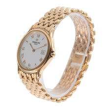 Load image into Gallery viewer, Raymond Weil Chorus 5568 Gold Plated & White 33mm Mens Watch