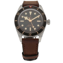Load image into Gallery viewer, Tudor Heritage Black Bay 79030 39mm Stainless Steel Mens Watch