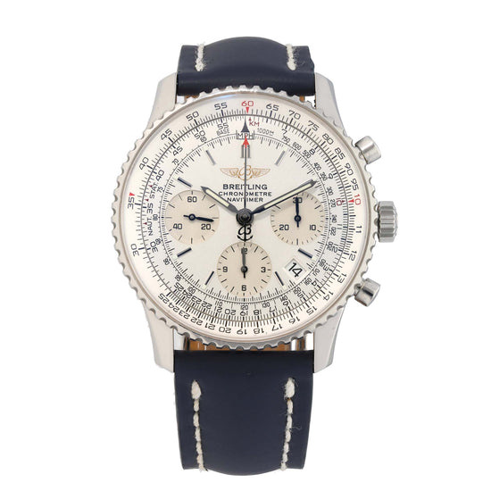 Breitling Navitimer A23322 41.8mm Stainless Steel Mens Watch