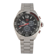 Load image into Gallery viewer, Tag Heuer F1 CAZ101T 43mm Stainless Steel Mens Watch