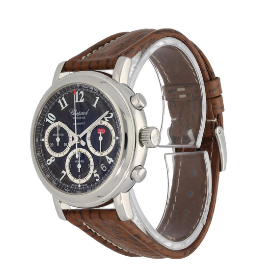 Chopard Mille Miglia 8331 39mm Stainless Steel Mens Watch