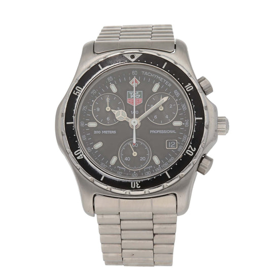 Tag Heuer Professional 570.206 36mm Stainless Steel Mens Watch