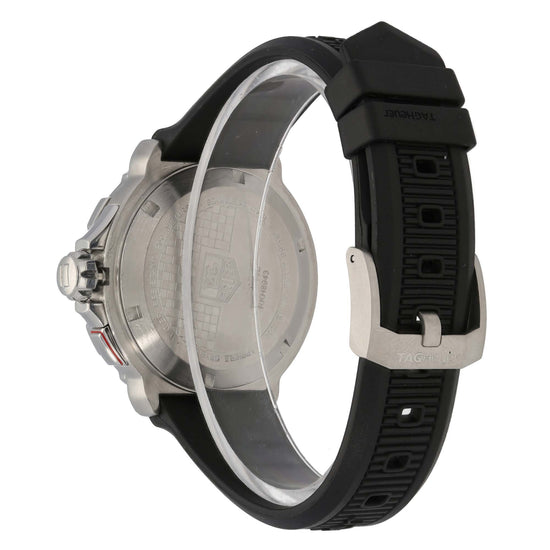 Tag Heuer F1 WAH111C 41mm Stainless Steel Mens Watch