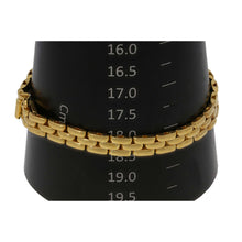 Load image into Gallery viewer, 18ct Gold Ladies Alternative Bracelet