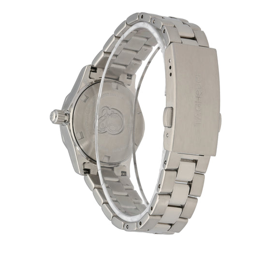 Tag Heuer Aquaracer WAF1414 27mm Stainless Steel Mens Watch