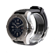 Load image into Gallery viewer, Breilting Avenger Seawolf A17330 Steel & Black 45mm Mens Watch