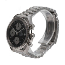 Load image into Gallery viewer, Omega Speedmaster Steel & Black 39mm Mens Watch