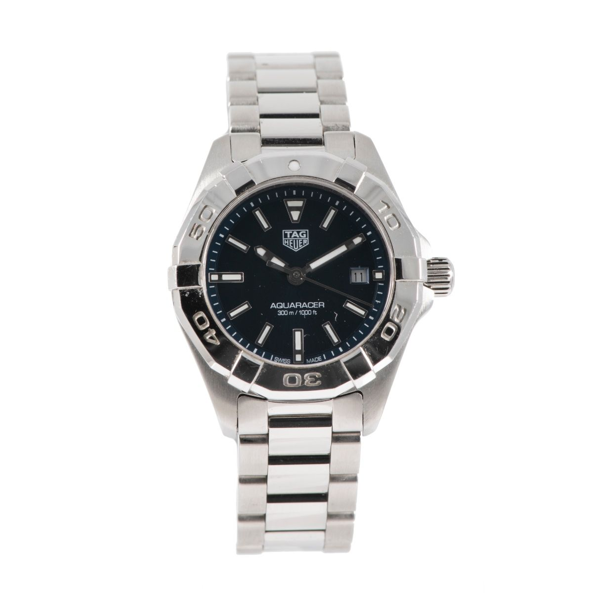Tag Heuer Aquaracer WBD1412 Steel & Blue 27mm Ladies watch