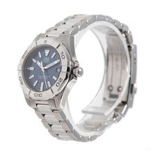 Load image into Gallery viewer, Tag Heuer Aquaracer WBD1412 Steel & Blue 27mm Ladies watch