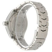 Load image into Gallery viewer, Tag Heuer Link WAT1110 Stainless Steel & Black 40mm Mens Watch