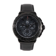 Load image into Gallery viewer, Tag Heuer F1 CAU1114 Steel & Black 42mm Mens Watch
