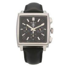 Load image into Gallery viewer, Tag Heuer Monaco CW2111/0 38mm Stainless Steel Mens Watch