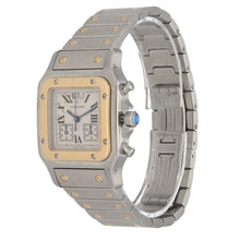 Load image into Gallery viewer, Cartier Santos 2425 28mm Bi-Colour Mens Watch